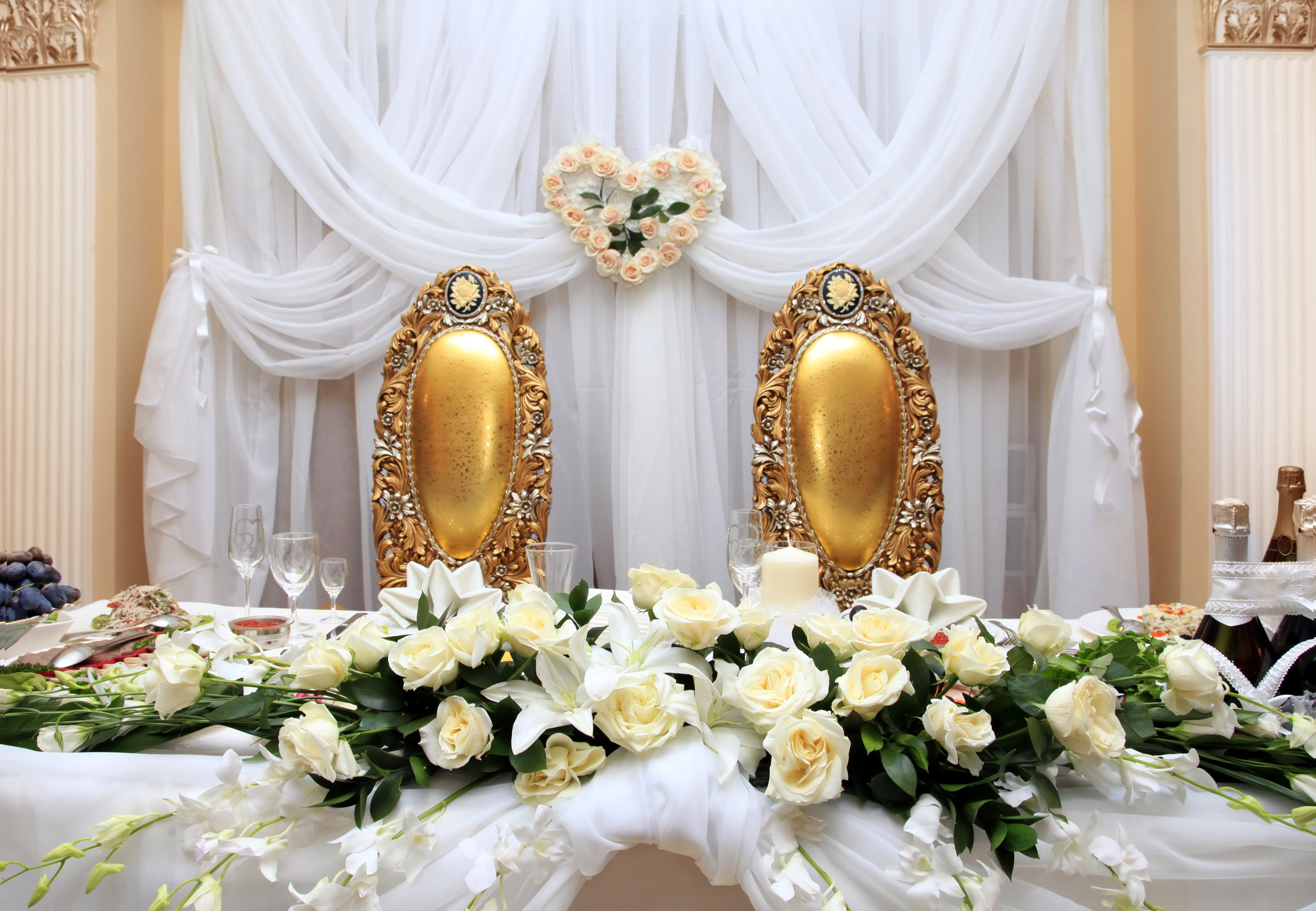 Your Wedding Banquet Table
