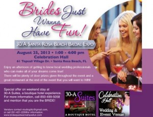 Brides Just Want To Have Fun
