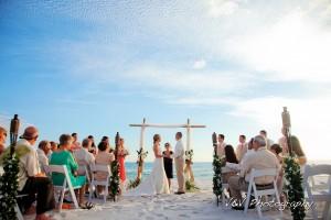 Destin Beach Wedding at the Celebration Hall