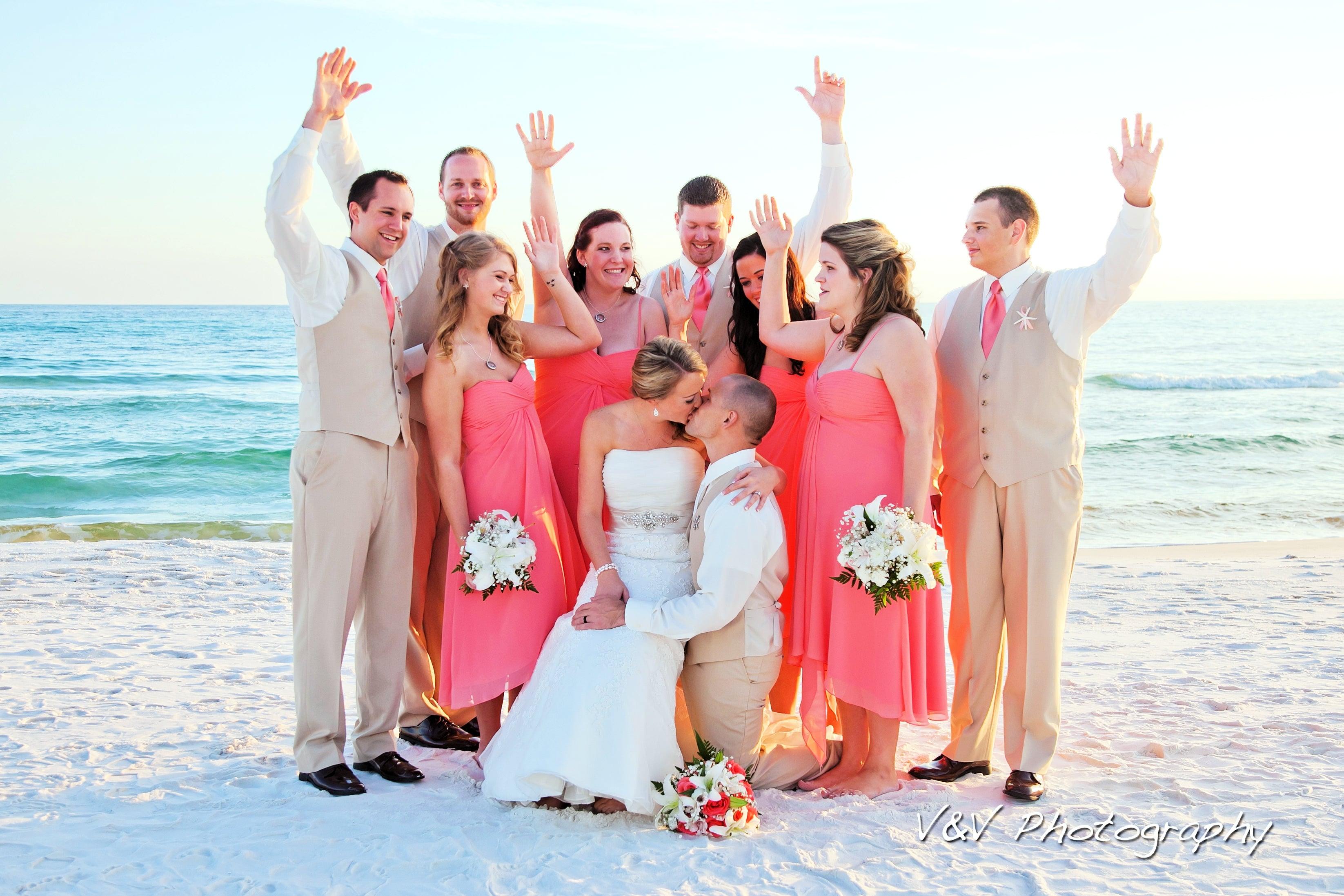 Breathtaking Beach Weddings