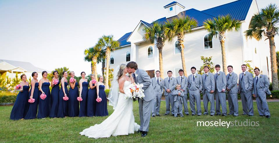 Summer Florida Wedding