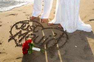 beach wedding, destination, celebration hall